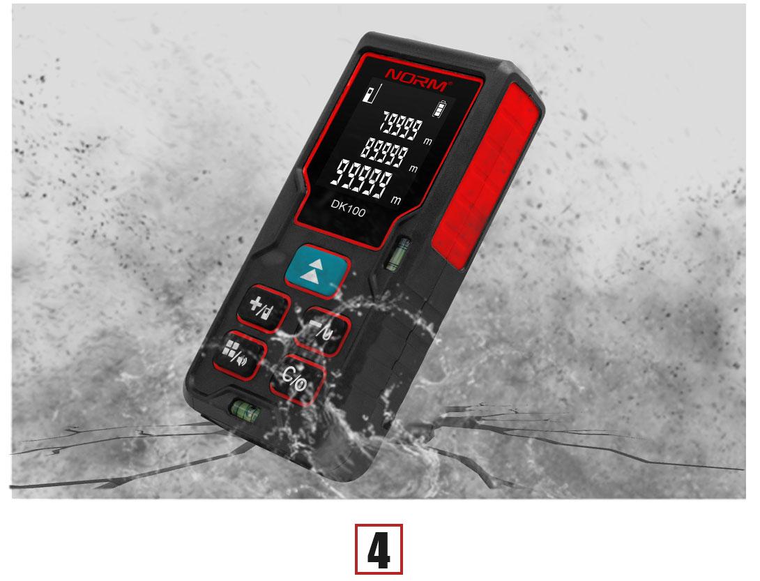 Digital measuring tool