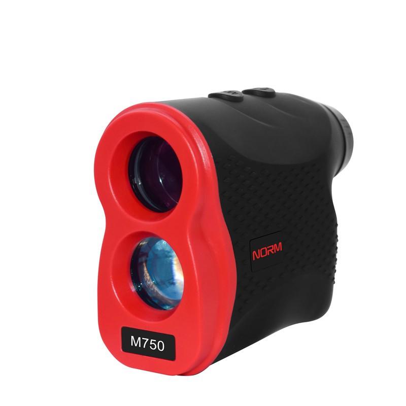 Laser Rangefinder With Fog-Scan-Speed Measurement