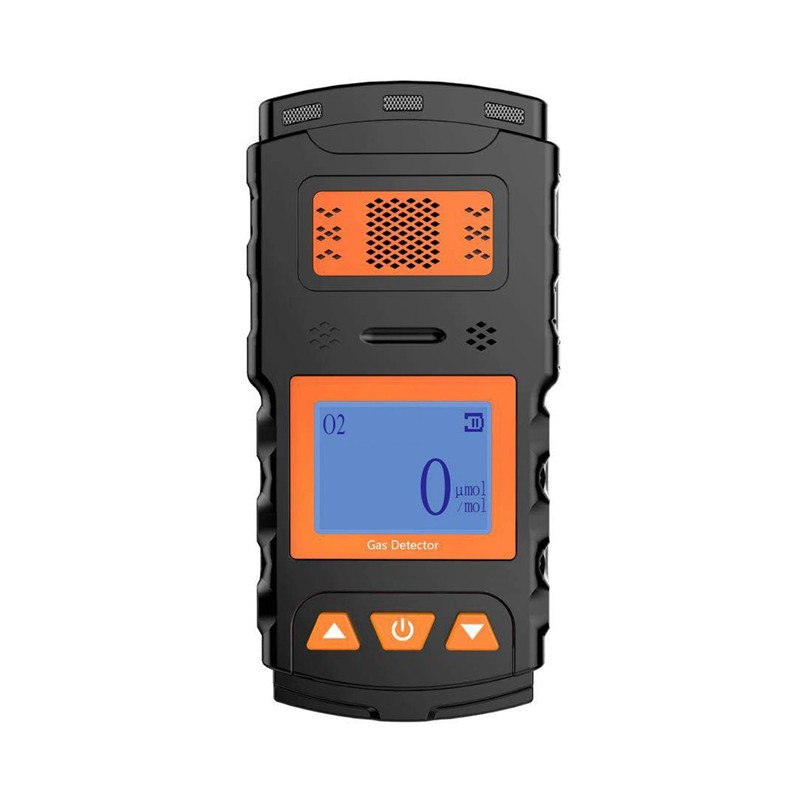 O2 Electronic Oxygen Gas Detecting Instrument