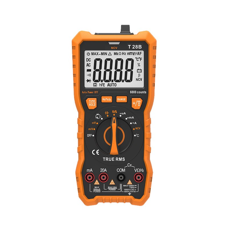 400A Portable digital clamp meter