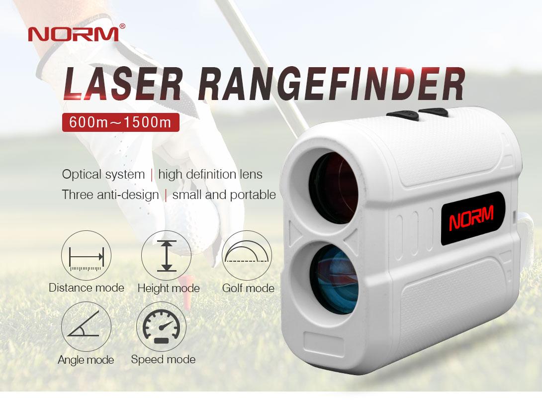 Rangefinder slope