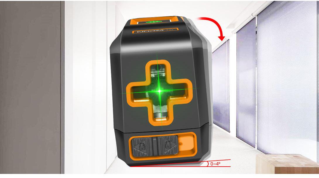 Niveau de Laser Guide Leveler Ligne de Projet Outil de Niveau de Ligne Suspendre