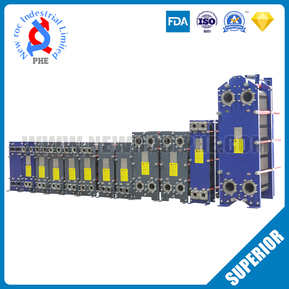 Perfect Replacement For THERMOWAVE Plate Heat Exchanger