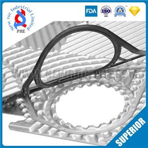 Perfect Replacement For API Plate Heat Exchanger Gasket