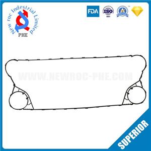 Perfect Replacement For SONDEX Plate Heat Exchanger Gasket