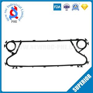 Perfect Replacement For THERMOWAVE Plate Heat Exchanger Gasket