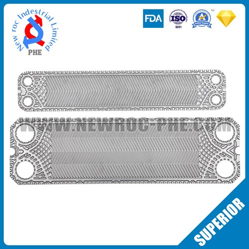 Perfect Replacement For THERMOWAVE Plate Heat Exchanger Plate Manufacturers, Perfect Replacement For THERMOWAVE Plate Heat Exchanger Plate Factory, Supply Perfect Replacement For THERMOWAVE Plate Heat Exchanger Plate