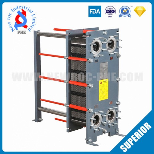 Plate Heat Exchanger For HVAC