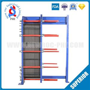 Perfect Replacement For VICARB Plate Heat Exchanger