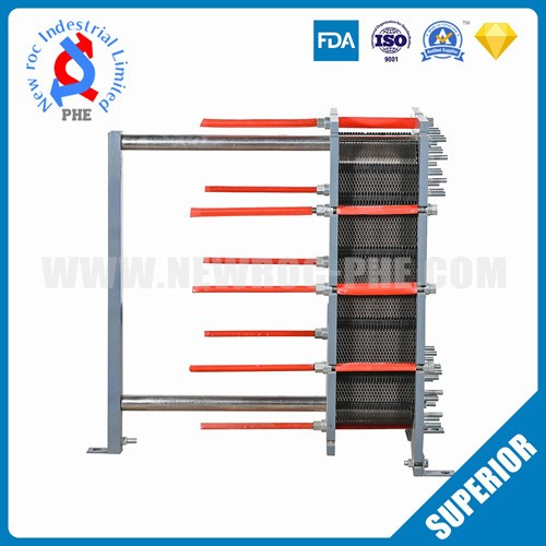 Double Wall Gasketed Plate Heat Exchangers