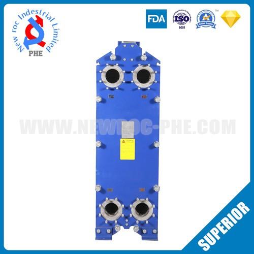 Flat Plate Heat Exchanger For Heating Equipment
