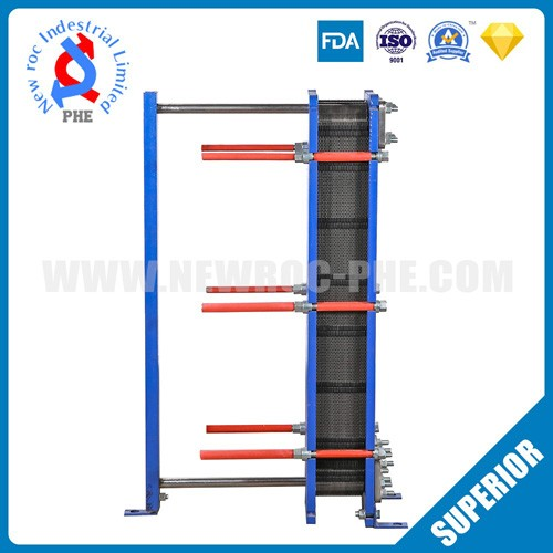 Glycol Heat Exchanger For Industry