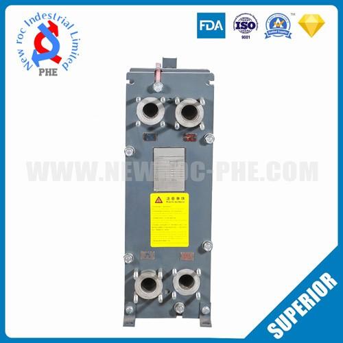 Industrial Plate Heat Exchanger Condenser For Steam