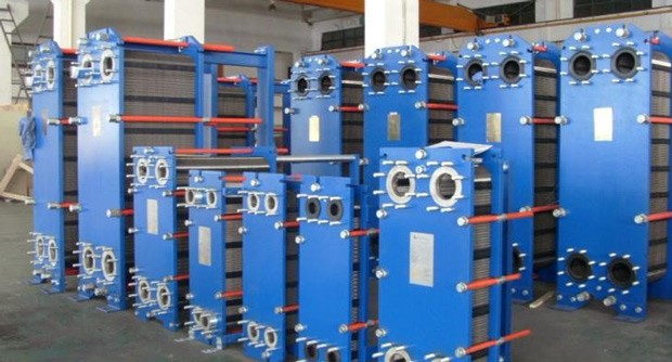 Effective Application of Plate Heat Exchanger