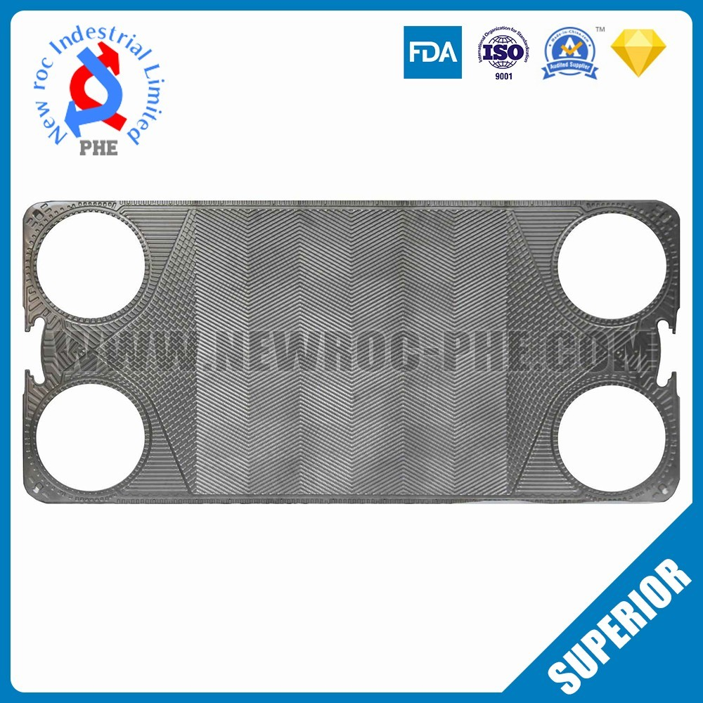 Plate For Heat Exchanger
