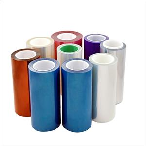 Acrylic Adhesive PET Protective Film For Die Cutting Electronic Components