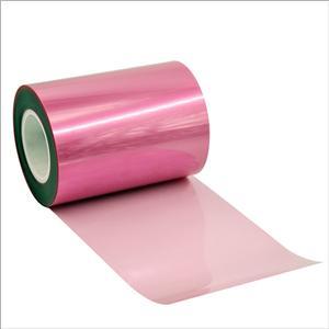 Rose Color PET Release Membrane For Phone Water Bukti