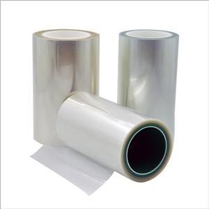 UV Curing White PE Release Film Substitue For CPW30A