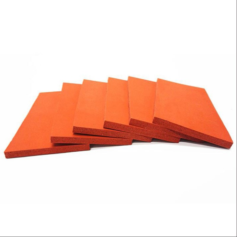 UL94 V0 Silicon Sponge Foam For Car Battery Shock absorption