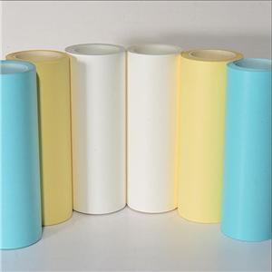 120g Yellow One Side Pair Plastification Release Paper