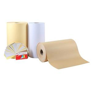 95g Ligh Peeling einseitiges gelbes Trennpapier