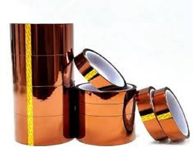 Polyimide Tape for Heat and Electrical Insulation