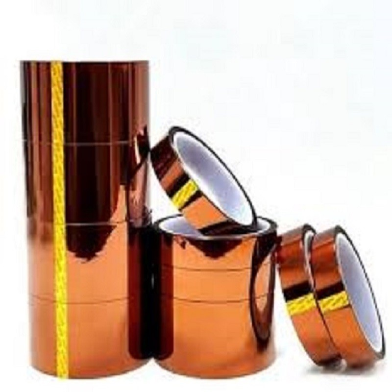 50mm Polyimide KAPTON Tape for Heat and Electrical Insulation