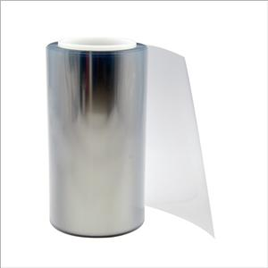 Fluorine release film that Stable release force and no silicon transfer with silicone adhesive protective film