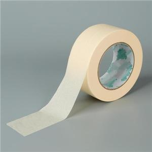 Clear PET Material Yellow Based Adhesive Tape Replace Tesa 4972