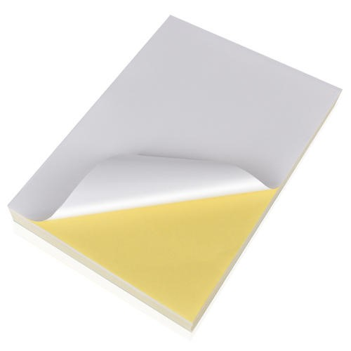One Side White Release Paper For Adhesive Materials