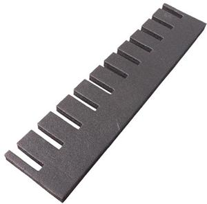 Good heat preservation and heat insulation V0 polyurethane sponge sheet for phone shocking resistance
