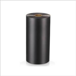 Buona prestazione di stampa membrana nera PET per etichetta adesiva batteria del telefono