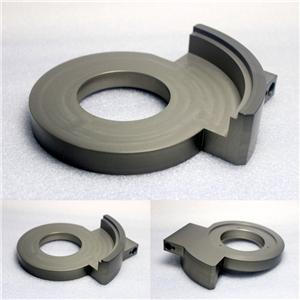 Milled Components Precision Parts