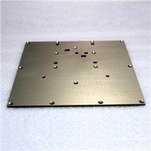 CNC Milling Parts Steel Nickel Plating