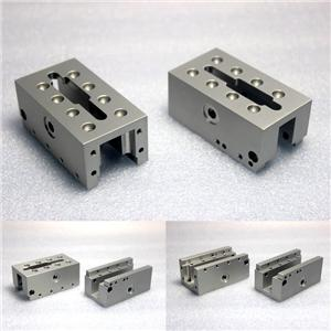 Milled Components Aluminum Parts