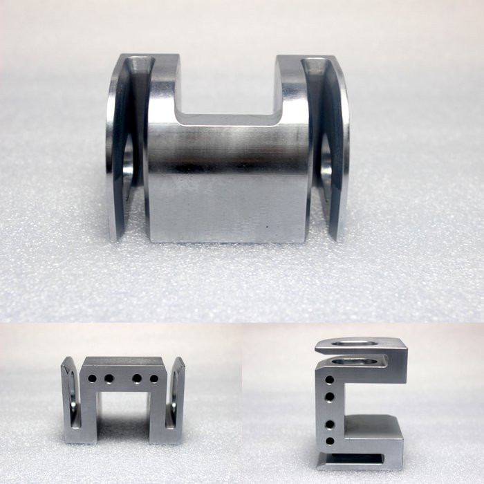 Milling Parts Stainless Steel Precision