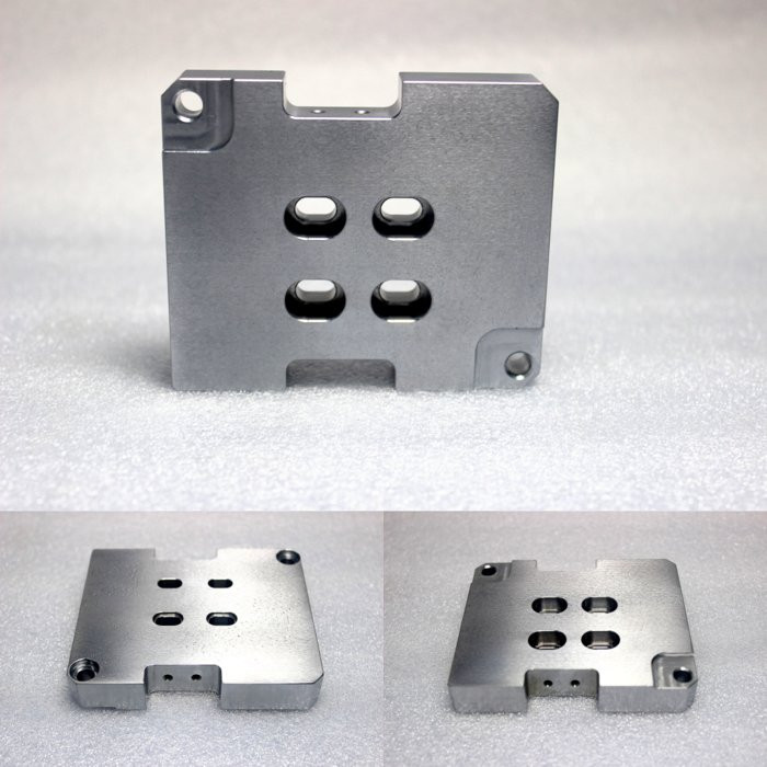 Milled Parts Stainless Steel Parts