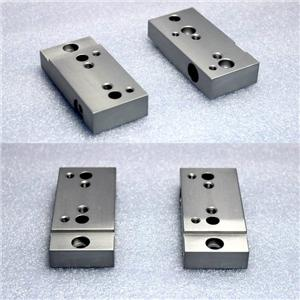 CNC Milling Components Stainless Steel