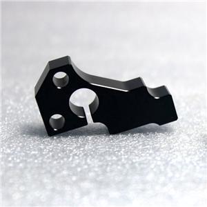 CNC Milling Parts Steel Black Oxide