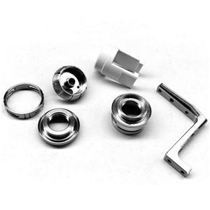 Plastics Parts CNC Milling Parts Custom
