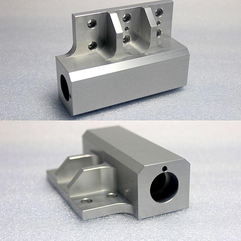 Auto Parts CNC Milling Parts Custom