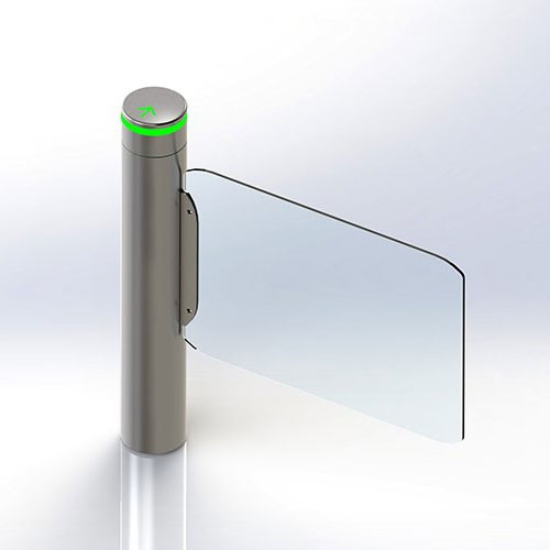Swing Gate Turnstiles And Access Control