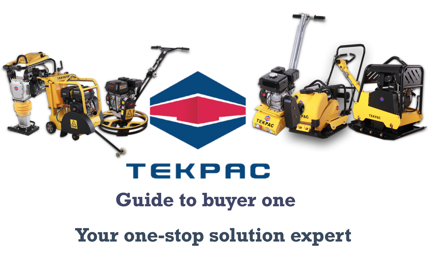 The Ultimate guide to buy Tekpac light construction equipments Part One