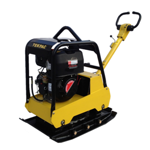 Hydraulic reversible plate compactor TP300