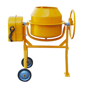 Mini concrete mixer MX10
