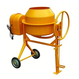 Mini concrete mixer MX15