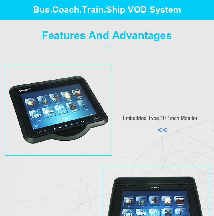 coach vod system