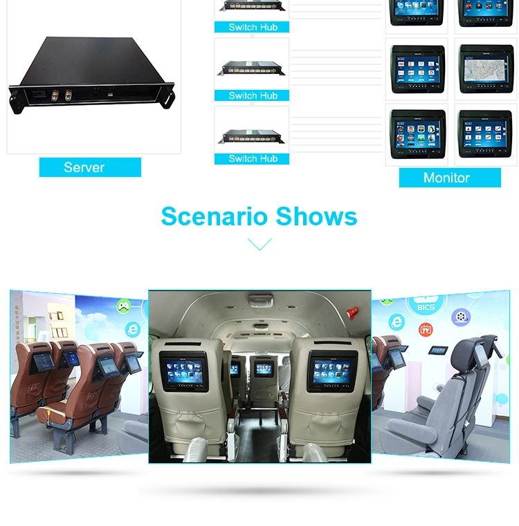 coach entertainment system