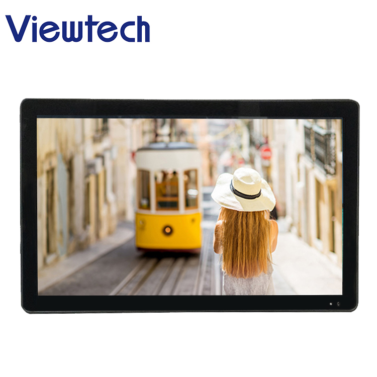 Foldable Roof Bus TV Monitor