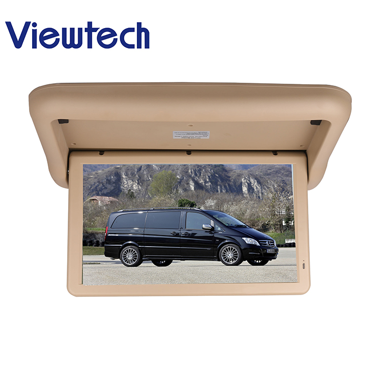 15.6 inch Motorized Car Monitor